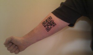 species5618 qrcode tattoo